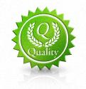 Prodejci kvalita logo