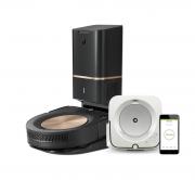 Set Roomba s9+ a Braava m6