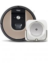 Set Roomba 976 a Braava m6